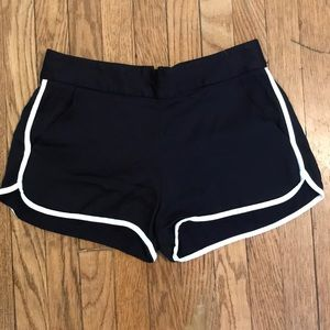 Jogger Style Shorts in Viscose, 2
